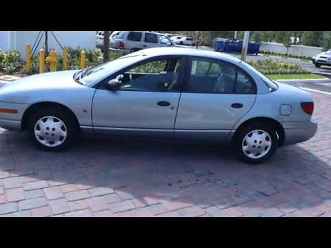 2002 Saturn S Series - Anything on Wheels