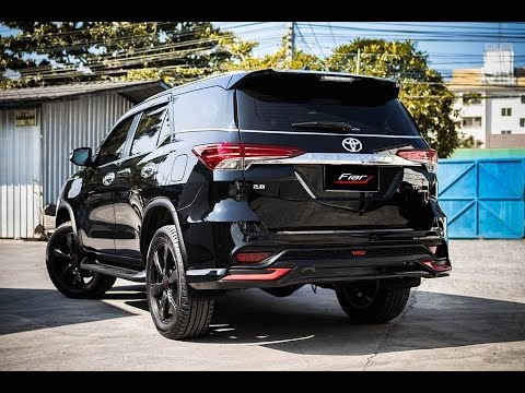 10 Highly Modified 2016 Toyota Fortuner