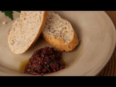 Olive Tapenade Recipe – Laura Vitale – Laura in the Kitchen Episode 281
