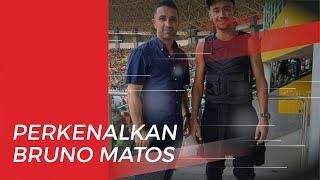 Jelang Liga 1 2020, Madura United Perkenalkan Bruno Matos sebagai Rekrutan Baru