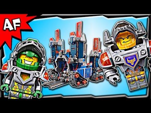 Vidéo LEGO Nexo Knights 70317 : Le Fortrex