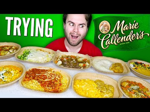 I Tried Every Marie Callender's Meal I Could Find… OMG