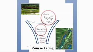 Golf Handicaps - Course Rating System