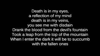 Sparzanza - The Fallen Ones (Lyrics)