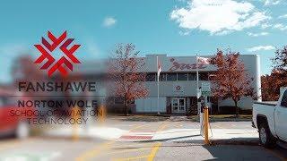 Norton Wolf School of Aviation Technology | Fanshawe College