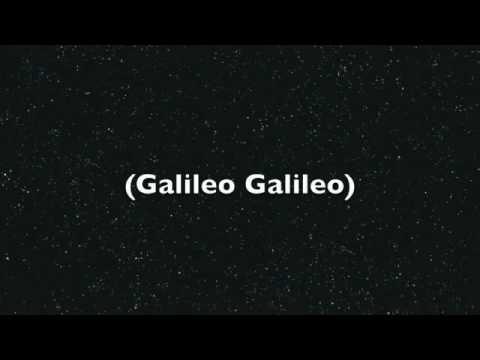 Immagine testo significato Il dito medio di galileo