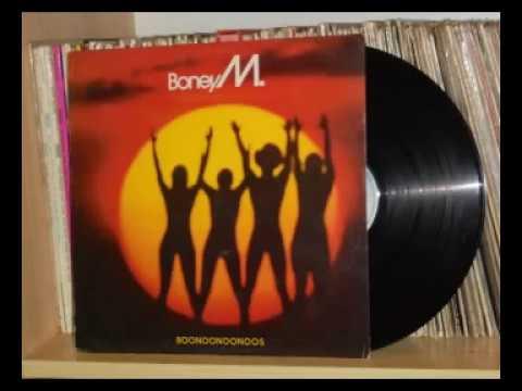 Jimmy - Boney M. - 1981