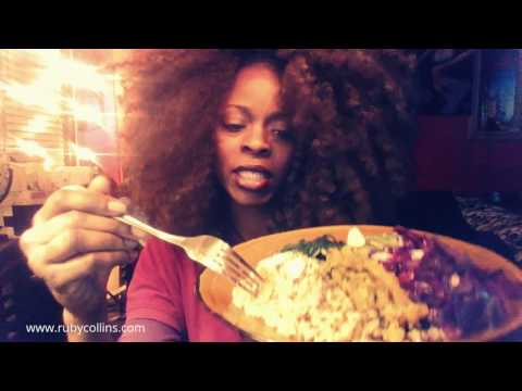 Video Healthy Meals with No meat