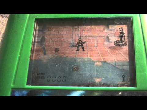 Teenage Mutant Ninja Turtles Konami Handheld Pc Ga Gameonlineflash