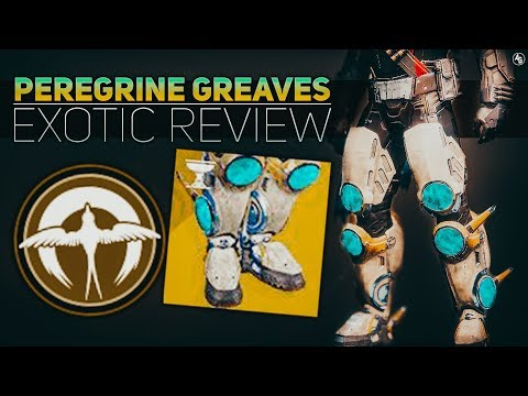 Peregrine Greaves Exotic Review (The Most Titan Exotic) | Destiny 2 Season of Opulence