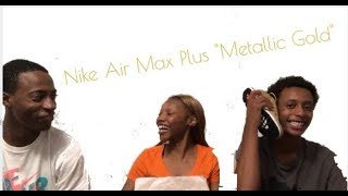 NIKE AIR MAX PLUS 852630 017 MATE YouTube