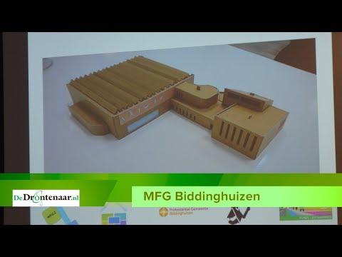 Biddinghuizen besteedt 2 ton aan multifunctioneel maken van nieuwe sporthal