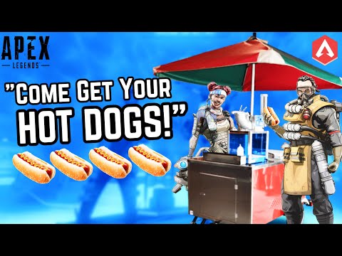 Becoming A 'SHOPKEEPER' In NEW YORK With BIGGEST Loot Shop EVER! #03 Apex Legends Funny Moments