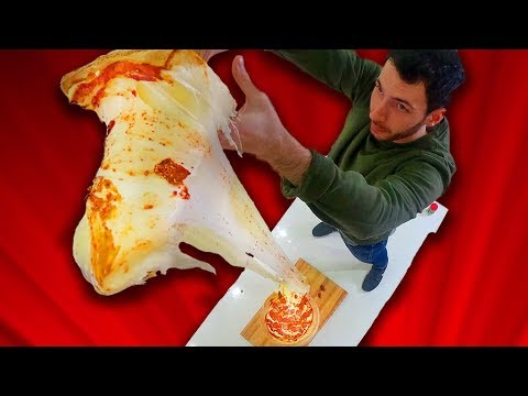 Cheesiest Pizza – Epic Meal Time