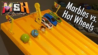 Epic Marbles vs. Hot Wheels Drag Race Tournament (Season 9 Premiere)