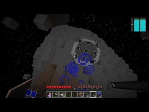 Три способа перемещения между астероидами в Galacticraft 3