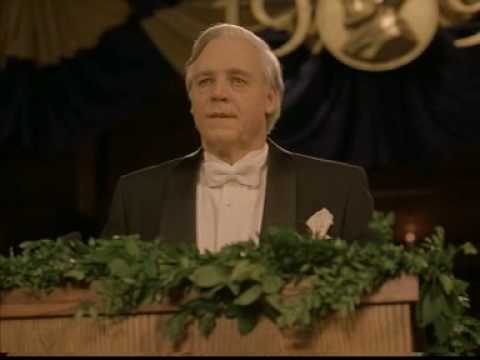 A Beautiful Mind - Nobel Prize Speech