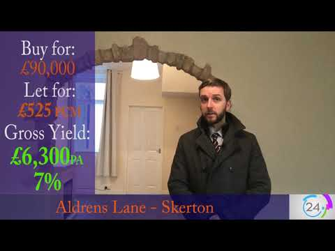 Here is a fantastic 7% investment on Aldrens Lane in Lancaster