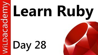 Ruby Programming - 28 - Ruby for SketchUp
