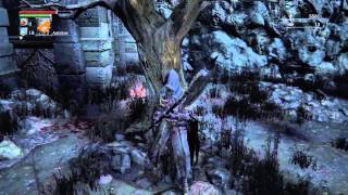 Bloodborne: How To Kill The Speargun Hunter
