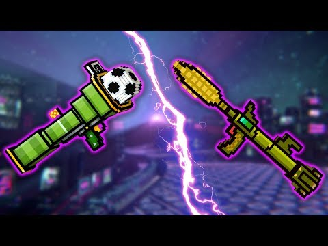 Pixel Gun 3D : CORN LAUNCHER [VS] FOOTBALL CANNON