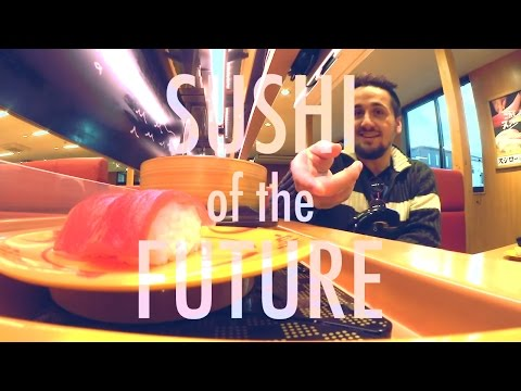 Cheapest Sushi Restaurant in Japan – SUSHIRO Review
