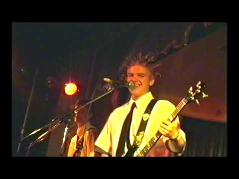 Pesci - Dammit Blink 182 Cover - Winterardens 2003