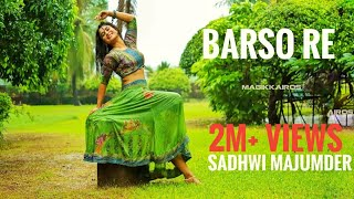 Barso Re - Guru | AR RAHMAN | Sadhwi Majumder - YouTube