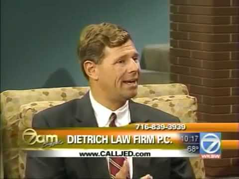 Video - AM Buffalo Television Appearance of Jed Dietrich as a legal expert