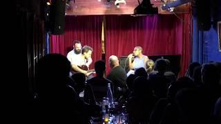 Gilad Hekselman / Cécile Mclorin Salvant (featuring Colin Stranahan) Live @ Cornelia St. Cafe
