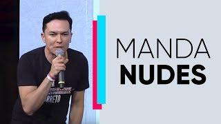Manda Nudes | Pr. Lucinho | 16/03/2019
