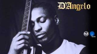 D'Angelo - Cant hide love