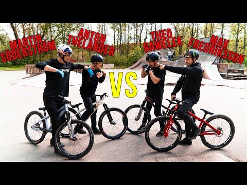 WHO WON?! GAME OF BIKE - TEAMS!