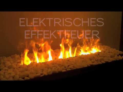 design & heating Elektrisches Effektfeuer