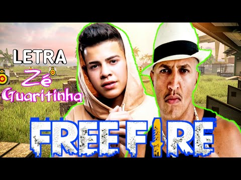MC Jottapê e Mano Brown - Zé Guaritinha - Free Fire (Letra)