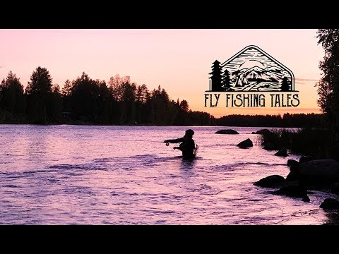 Fly Fishing Tales #2 // THE MONSTER TROUT!