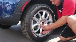 HOW-TO: Change a MINI Tire