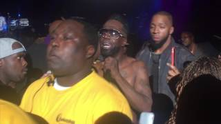 Teddy Riley and Aaron Hall - GUY performs New Years Day