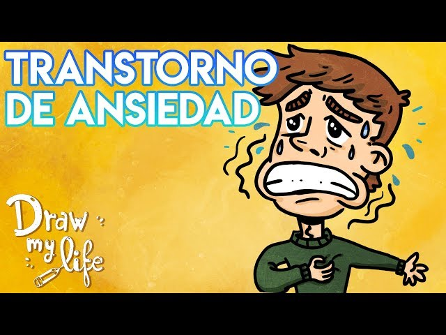 ANXIETY DISORDER | Draw My Life