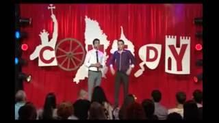 Comedy Кишинев - La calea ferată