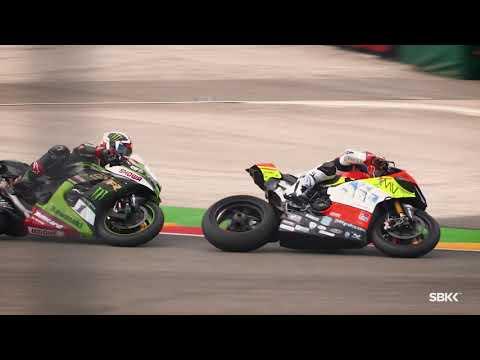 スーパーバイク世界選手権 SBK 第5戦トルエル(アラゴン)ベストシーンだけを集めたダイジェスト映像