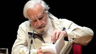 VI Festival Internacional De Poesía Ciudad De Granada - Tomás Segovia