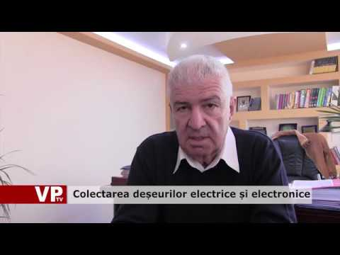 Colectarea deșeurilor electrice și electronice