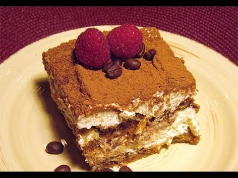 "Tiramisu Recipe / How-to Video – Laura Vitale ""Laura In The Kitchen"" Episode 27"