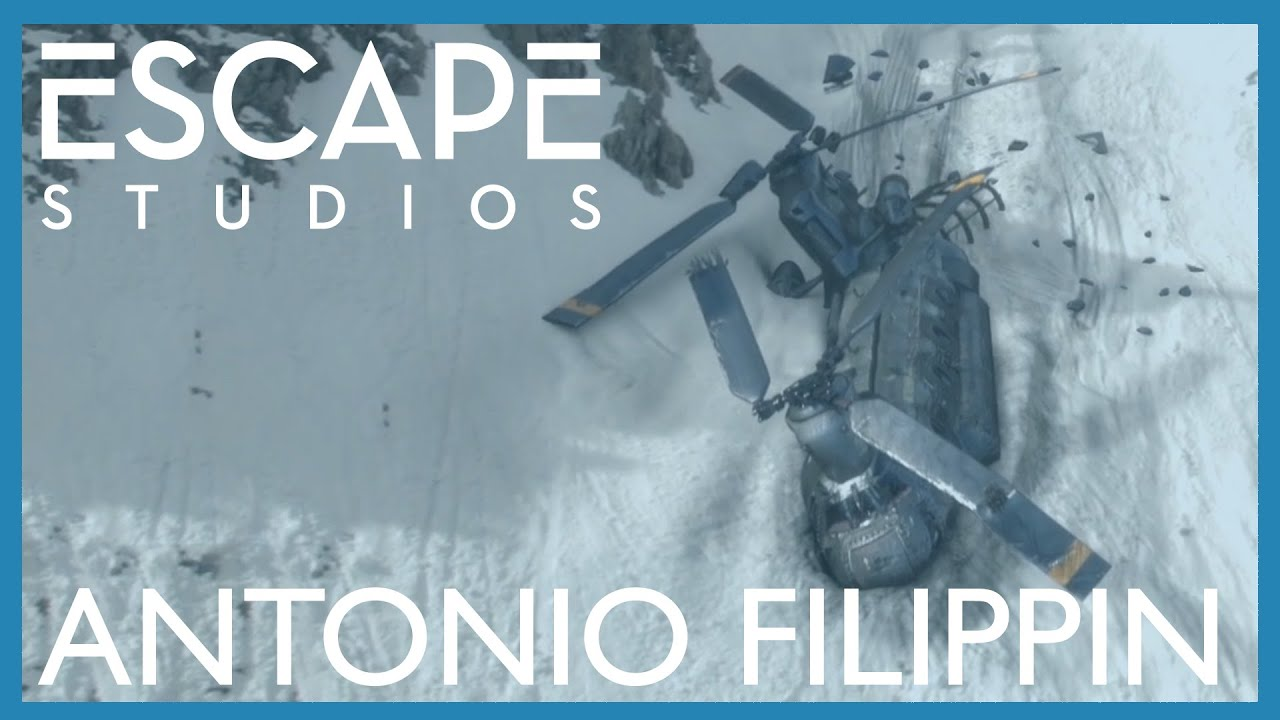 Escapee Showreels - Antonio Filippin