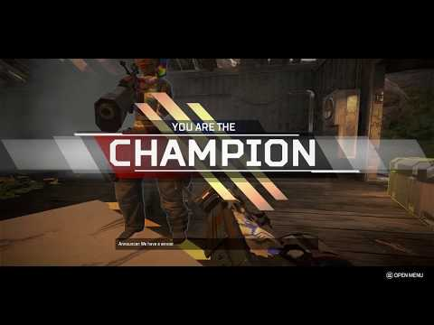 You are the Champion - Apex Legends