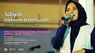 Gambar cover Ya Habibal Qolby - Sabyan Gambus Live Pondok Al Huda Jetis  - Annisa Rahman