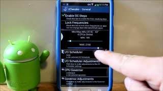 Gambar cover Galaxy S4 CPU overclock to 2.3GHZ with a custom kernel