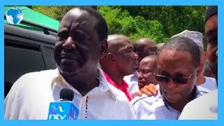 Raila, Joho on the planned BBI consultative rally in Mombasa