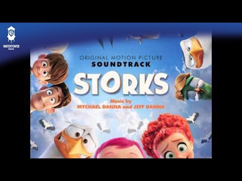 The Lumineers - Holdin' Out - Storks: Original Motion Picture Soundtrack